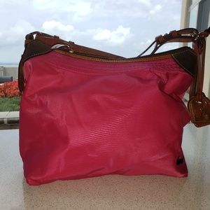Dooney & Bourke Erica Sport Sac Large Nylon Hobo